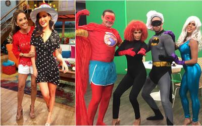 Ana Patricia y los superhéroes