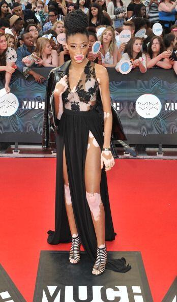 Alfombra roja Much Music Awards 2014