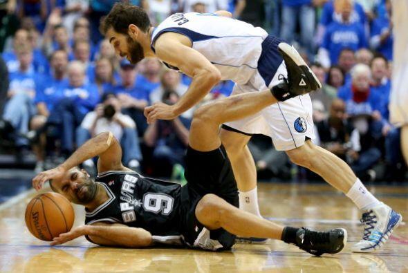 Dallas Mavericks ganó San Antonio ]Spurs 113-111 y forzó la definición d...