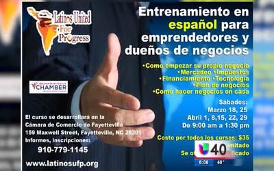 Latinos Unidos por el Progreso busca apoyar a emprendedores hispanos con...