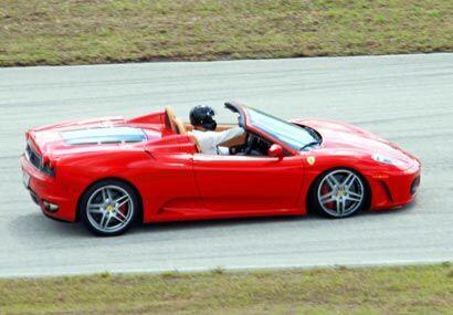 Además de las carreras, los dueños de Ferraris tienen la oportunidad de...