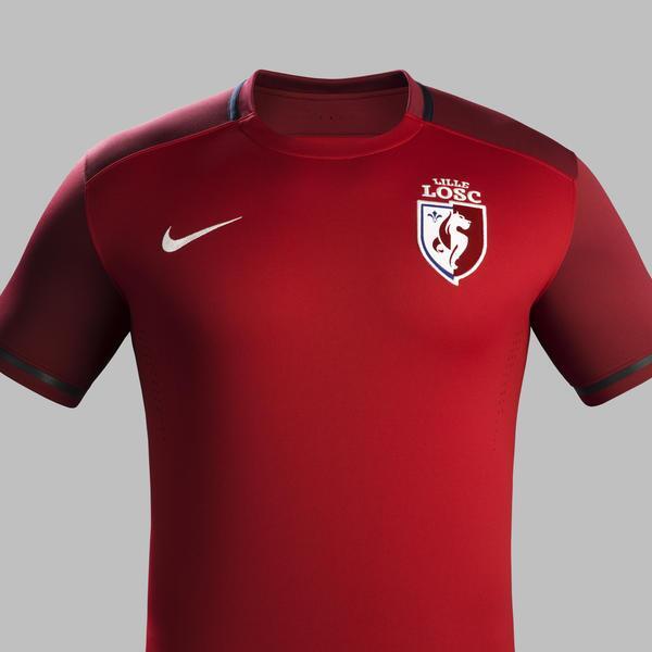 Nuevos uniformes del Atlético, Mónaco y Lillie