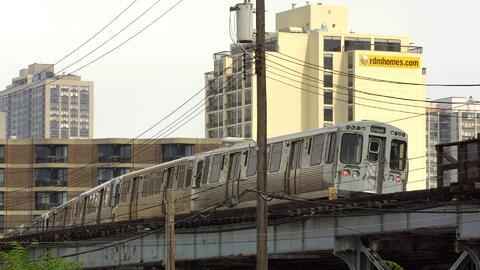 'Chicago en un Minuto': el sistema de trenes celebra sus primeros 125 años