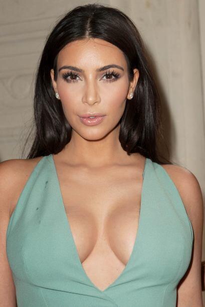 ¿Y esa mirada, Kim?Mira aquí los videos más chismosos.