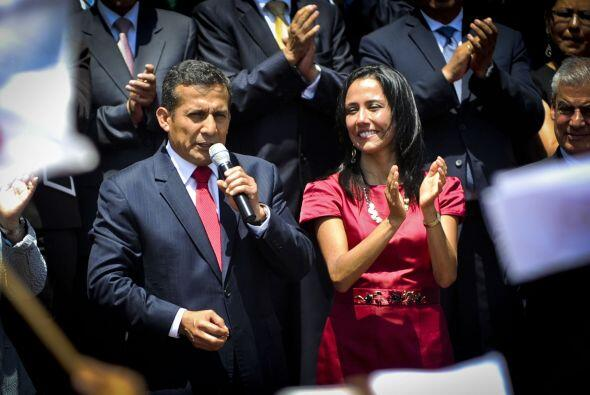 El presidente peruano Ollanta Humala expresó este lunes su satisfacción...