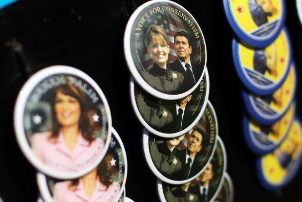 Resta por verse si Sarah Palin podrá mantener el 'momentum' que la sosti...