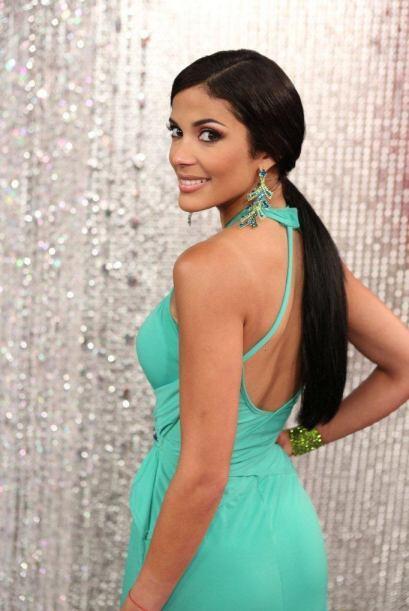 La dominicana que audicionó en Miami asegura que sus mejores armas para...