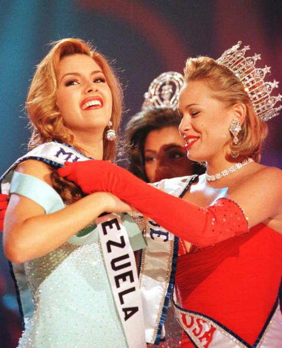 In the lead up to the Miss Universe pageant, Osmel Sousa imposed a stric...