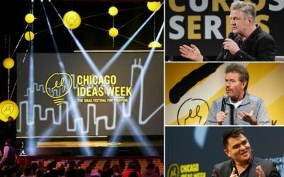 Chicago Ideas y Univision Chicago se unen