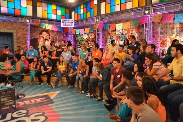 El Palenque es un lugar que reúne a chicos y grandes para celebra...