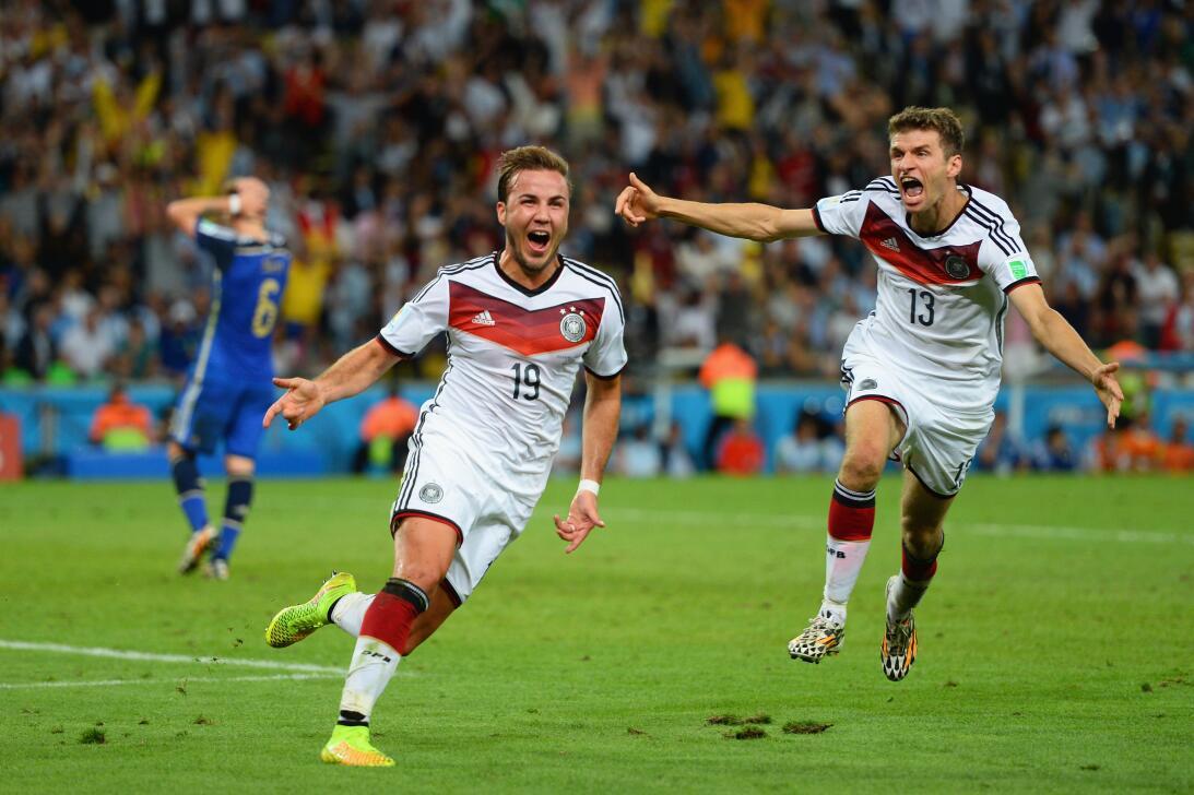 Mario Götze: de 'Wunderkid' a jugador peleando por salvar su carrera Get...