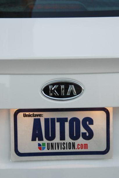También la versión Turbo incluye el programa de garantías de Kia.