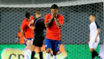 En fotos: Costa Rica puso al rojo vivo la crisis de Chile bajo el mando del Reinaldo Rueda