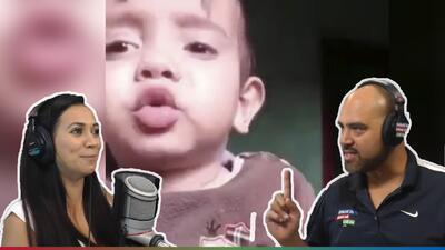 (Video) Este niño que conmovió las redes al decir el Padre Nuestro, se lo sabe mejor que Carla y El Pelón