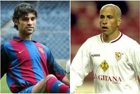 En la campaña 2003-2004 Gerardo Torrado jugaba para el Sevilla que en la...