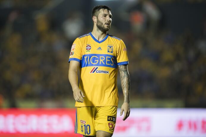 En Fotos: Tigres vence a Necaxa y asegura el subliderato del Apertura 20...