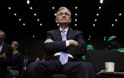 Jerome Powell, nuevo presidente de la FED
