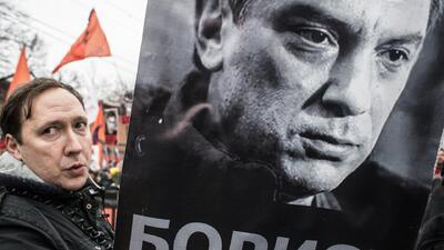 Dos sospechosos detenidos por asesinato de  Nemtsov