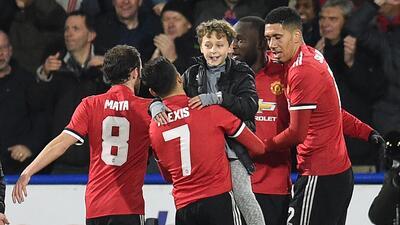Esta es la imagen que ha dado la vuelta al mundo del fútbol, prot...