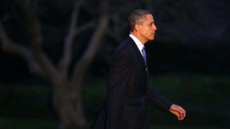 El presidente Obama era el blanco de un anciano. 'Si tuviera la oportuni...
