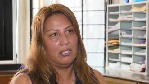 """""""Voy a luchar porque no soy una criminal"""": Francisca Lino, refugiada en..."""