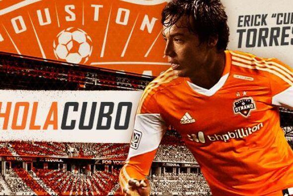 Pero en la MLS defenderá los colores del Houston Dynamo, llegando en cal...