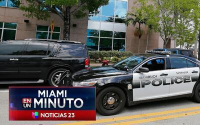 'Miami en un Minuto': una persona murió en Miami Gardens en un intento d...