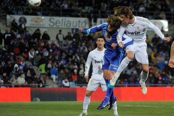 El único tanto del partido lo anotó Sergio Ramos de cabeza.