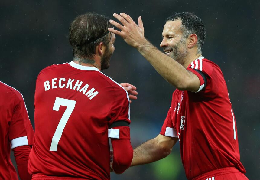 Homenaje a Beckham