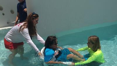 Nuevo centro de terapias para discapacitados en San Juan