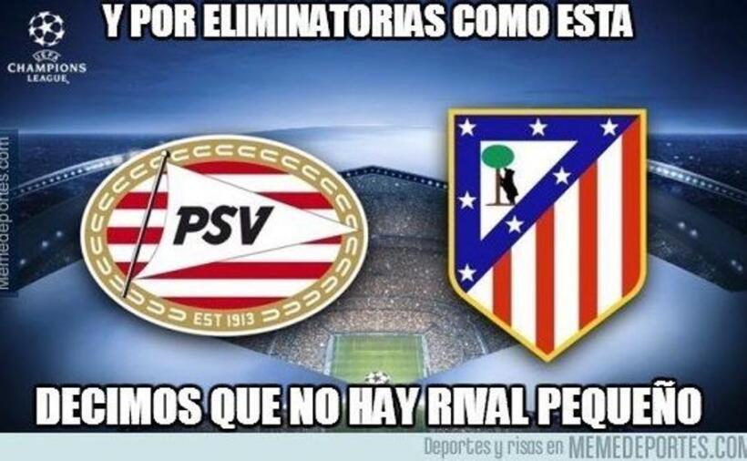 Atlético de Madrid accedió a los cuartos de final por la t...