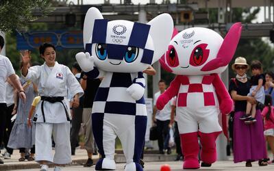 Mascotas Tokyo 2020