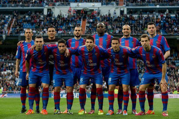 LEVANTE.- El Levante afronta su quinta temporada consecutiva en la Liga...