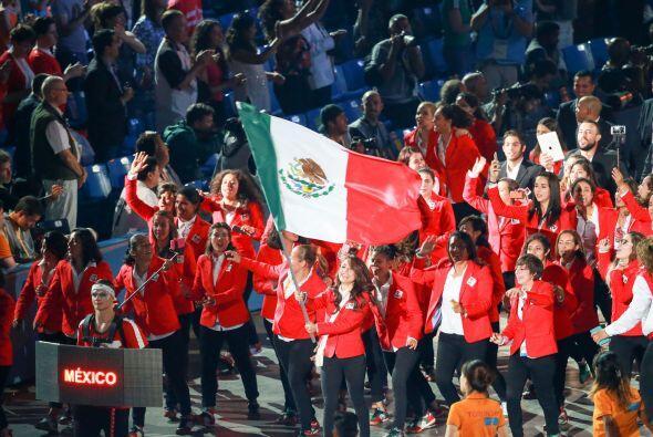 Espectacular inauguración de Panamericanos d732ea30ded248ad91b410e37962d...