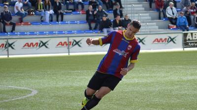 El Eldense fue goleado 12-0 por el Barcelona B.