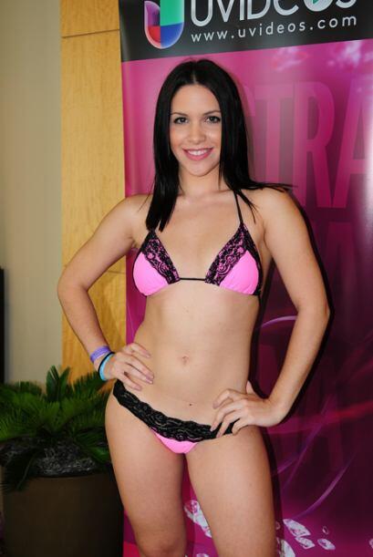 ¡Bikinazos! Las chicas que audicionaron en Miami para Nuestra Belleza La...