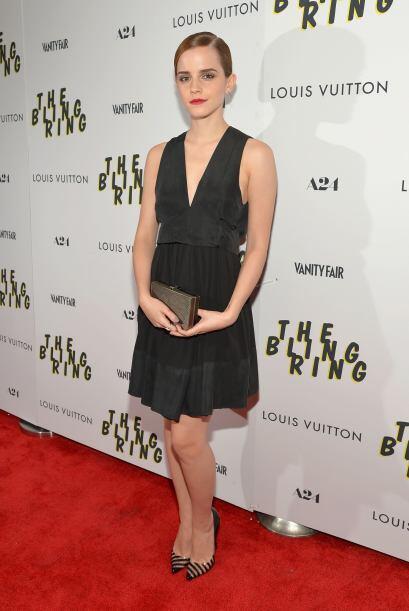 Emma Watson no sólo se ha convertido en un ícono gracias a las prendas q...
