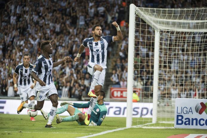 Un gol: Jorge Benítez (Vs. Toluca) - Paraguay