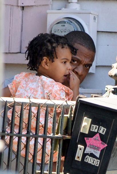 El cantante se ha caracterizado por ser un padre muy cariñoso.Mir...