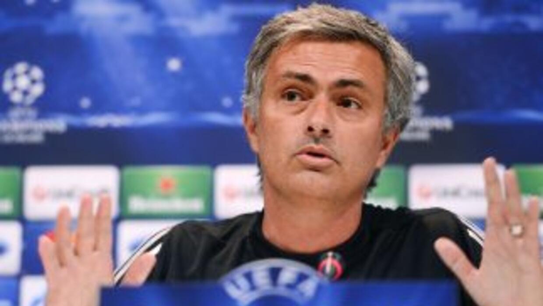 Mourinho abandonará el Real Madrid con tres títulos yun cúmulo de polém...