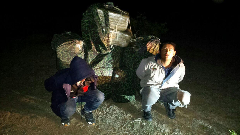Operación en el sur de Arizona lleva al decomiso de más de una tonelada...
