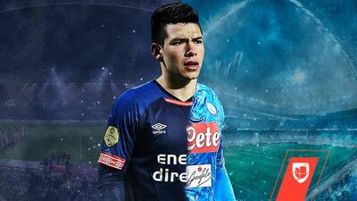 Napoli habría ofertado 30 millones de euros por Hirving Lozano
