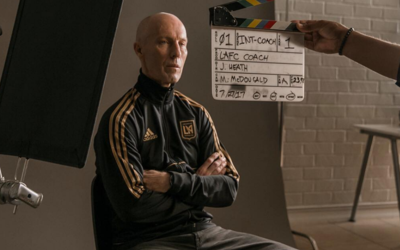 Bob Bradley a lo Hollywood