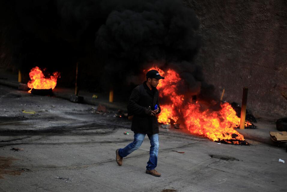 Violencia Honduras