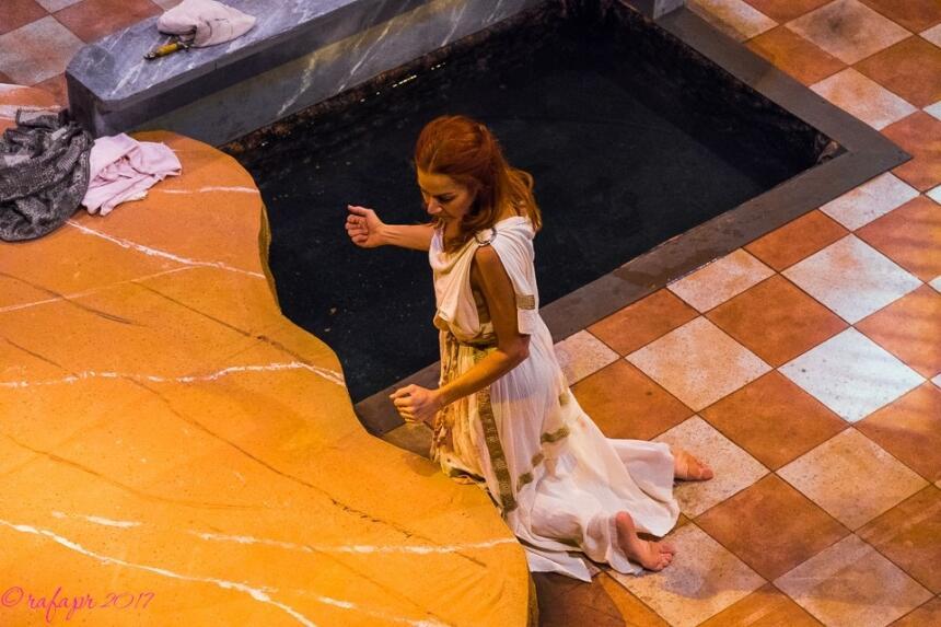 Este fin de semana se celebra el primer festival de teatro latino en el...