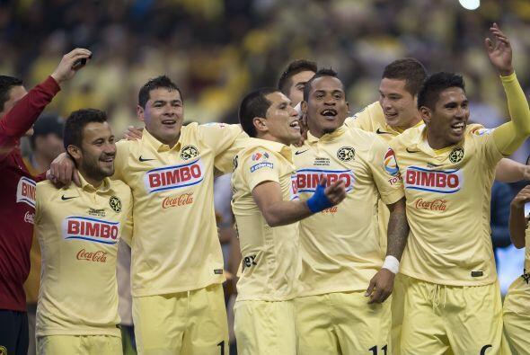 Las Águilas alzaron el título del Apertura 2014 con siete fóraneos aprov...