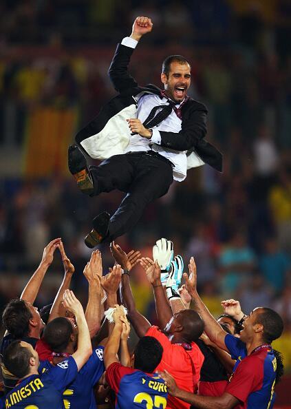 Los 'mandamientos' de Pep Guardiola con el Manchester City champions-200...