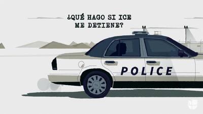 ¿Qué sucede después de que ICE detiene a un inmigrante indocumentado?