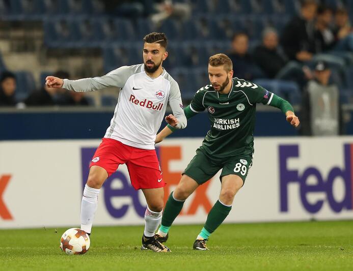 Salzburgo 0-0 Konyaspor: de haber ganado, el equipo de Austria hubiese d...