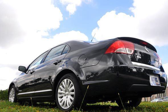 Con este modelo, la división de Ford mezcla estilo, elegancia y responsa...